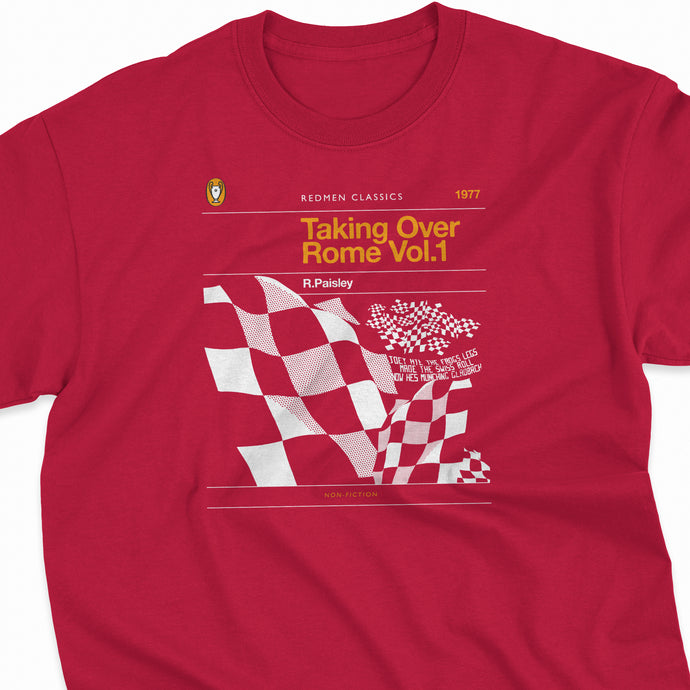 REDMEN CLASSICS 'Taking Over Rome Vol.1' Tee