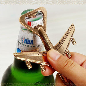 Air Plane Bottle Cap Opener