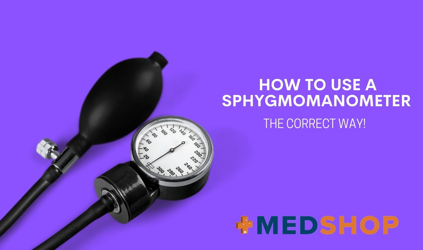 How to Use a Sphygmomanometer the Correct Way