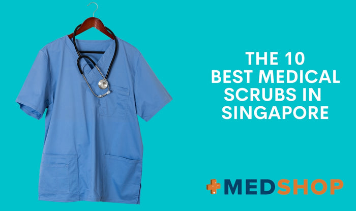 The 10 Best Medical Scrubs in Singapore