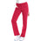 Cherokee Infinity 1123A Scrubs Pants Women's Low Rise Straight Leg Drawstring Red
