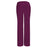 Cherokee Infinity 1123A Scrubs Pants Women's Low Rise Straight Leg Drawstring Wine