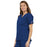 Cherokee Workwear 4700 Scrubs Top Women's V-Neck Galaxy Blue 4XL