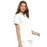 Cherokee Workwear 4700 Scrubs Top Women's V-Neck White 5XL