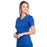 Cherokee Core Stretch 4710 Scrubs Top Women's V-Neck Galaxy Blue 4XL