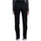 Cherokee Luxe CK040 Scrubs Pants Women's Natural-Rise Tapered Leg Black 3XL
