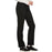 Cherokee Infinity CK100A Scrubs Pants Women's Mid Rise Tapered Leg Drawstring s Black 5XL