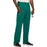 Cherokee Infinity CK200A Scrubs Pants Men's Fly Front Hunter Green 5XL