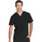 Cherokee Infinity CK900A Scrubs Top Men's V-Neck Black L