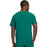 Cherokee Infinity CK900A Scrubs Top Men's V-Neck Hunter Green 3XL