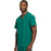 Cherokee Infinity CK900A Scrubs Top Men's V-Neck Hunter Green 4XL