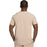 Cherokee Infinity CK900A Scrubs Top Men's V-Neck Khaki 3XL