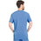 Cherokee Infinity CK910A Scrubs Top Men's V-Neck Ciel Blue 3XL
