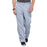 Cherokee Workwear Revolution WW140 Scrubs Pants Men's Fly Front Grey