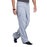 Cherokee Workwear Revolution WW140 Scrubs Pants Men's Fly Front Grey 5XL