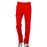 Cherokee Workwear Revolution WW140 Scrubs Pants Men's Fly Front Red
