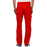 Cherokee Workwear Revolution WW140 Scrubs Pants Men's Fly Front Red 3XL