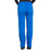 Cherokee Workwear Professionals WW160 Scrubs Pants Women's Mid Rise Straight Leg Drawstring Royal 3XL
