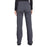 Cherokee Workwear Professionals WW170 Scrubs Pants Women's Mid Rise Straight Leg Pull-on Cargo Pewter 3XL