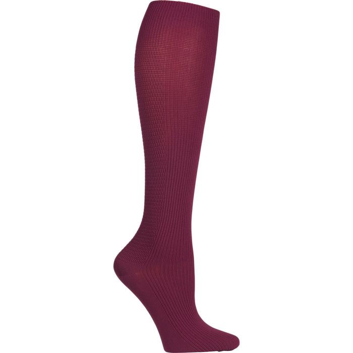 Cherokee YTSSOCK1 Socks Women's 4 single pair of Support Rosebud