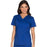 Cherokee Scrubs Top 2XL Cherokee Core Stretch WW630 Scrubs Top Women's V-Neck Galaxy Blue
