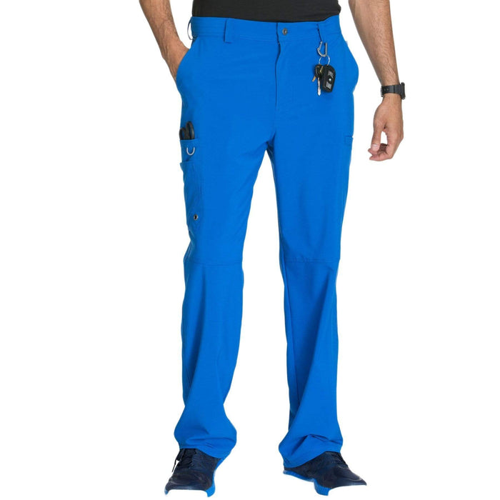 Cherokee Scrubs Pants 2XL / Regular Length Cherokee Infinity CK200A Scrubs Pants Men's Fly Front Royal