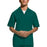 Cherokee Scrubs Jacket 2XL Cherokee Workwear 4300 Scrubs Jacket Men's Zip Front Hunter Green
