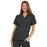 Cherokee Scrubs Top 2XL Cherokee Workwear 4700 Scrubs Top Women's V-Neck Pewter