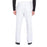 Cherokee Scrubs Pants Cherokee Workwear Professionals WW190 Scrubs Pants Men's Tapered Leg Drawstring Cargo White