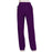 Cherokee Scrubs Pants Cherokee Workwear Revolution WW110 Scrubs Pants Women's Mid Rise Straight Leg Pull-on Eggplant