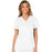 Cherokee Scrubs Top 2XL Cherokee Workwear Revolution WW610 Scrubs Top Women's Mock Wrap White