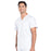 Cherokee Scrubs Top Cherokee Workwear Revolution WW670 Scrubs Top Men's V-Neck White