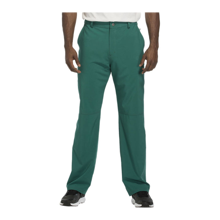Cherokee Scrub Pants Infinity Men Fly Front Pant Hunter Green Pant