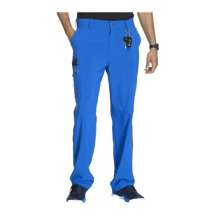 Cherokee Scrub Pants Infinity Men Fly Front Pant Royal Pant
