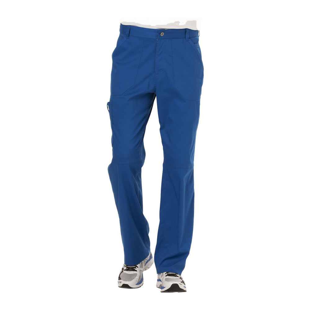 Cherokee Workwear Pant WW Revolution Men's Men's Fly Front Pant Royal Pant