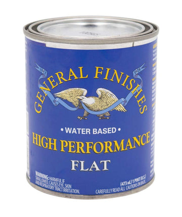General Finishes High Performance Water Based Topcoat
