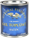 General Finishes Oil Based Gel Topcoat