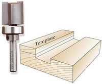 Whiteside Template Bit with Ball Bearing (3001)