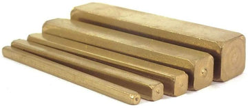 Whiteside Machine Brass Set Up Gauge Blocks (9800)