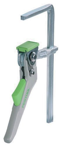 "Festool 491594 Quick Clamp For MFT And Guide Rail System, 6 5/8"" (168mm)"