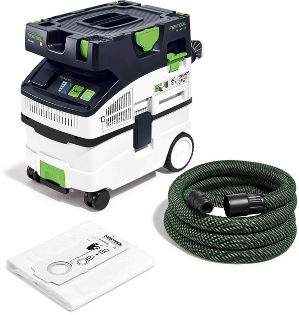 Festool 574837 Ct Midi I Hepa Bluetooth Dust Extractor