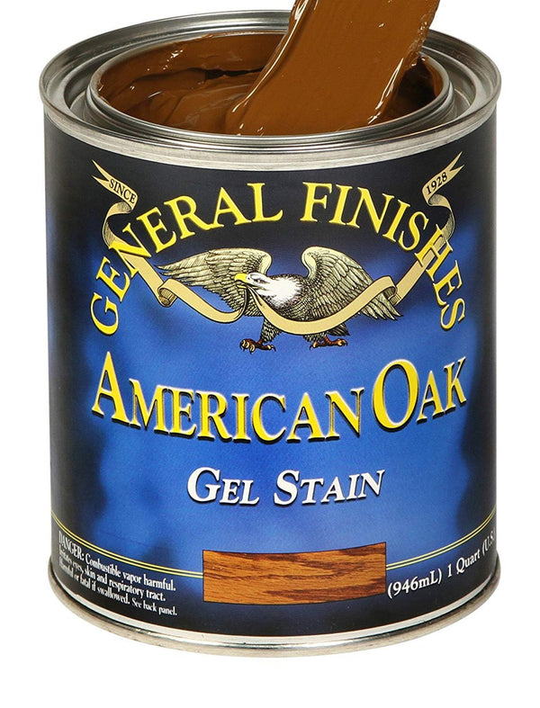 General Finishes Oil Base Gel Stain