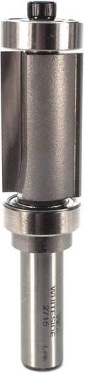 Whiteside Combination Flush Trim Bit with Top and Bottom Bearing (2715)