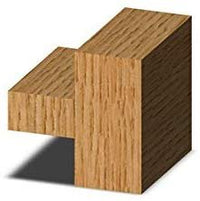 Whiteside Shaker Straight Stile and Rail Set for Plywood Panel (5990)