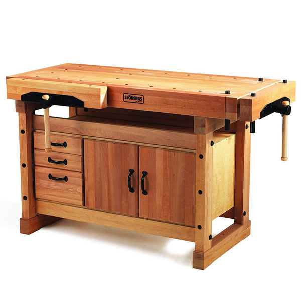 Sjöbergs Elite 1500 Workbench plus Cabinet Combo