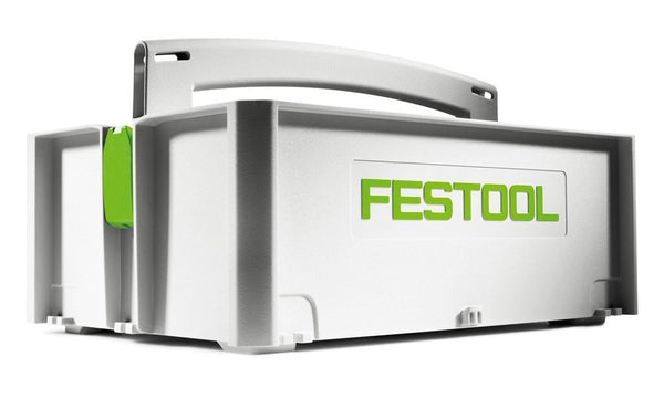 Festool 495024 Sys-Toolbox Open Top Systainer with Handle