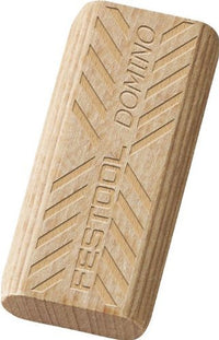 Festool 494941 Domino Tenon, Beech Wood, 8 X 22 X 50mm, 100-Pack
