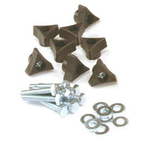 INCRA Build-It Knobs, 1/4-20 by 1-1/2-Inch Bolts, Washers, Set of 8