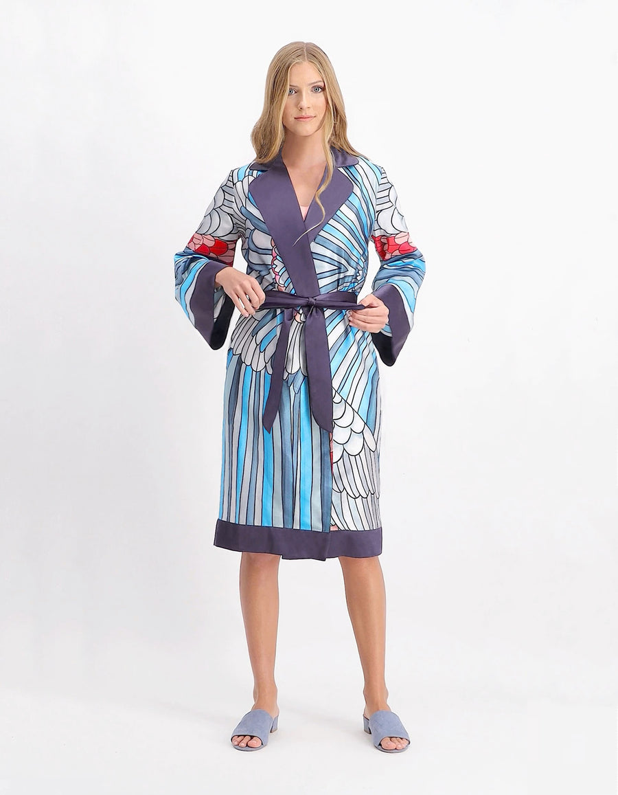 Grace - Silk Robe