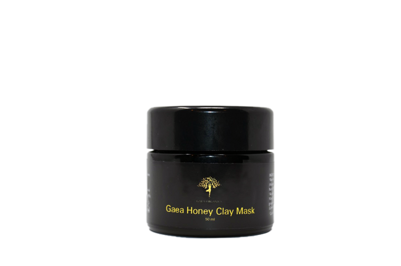 Gaea Honey Clay Mask -  my Gaea Organics